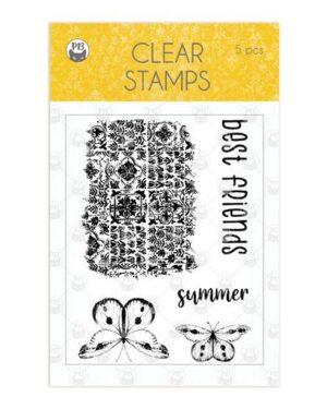 Piatek13 – Clear stamp set The Four Seasons – Summer P13-SUM-30