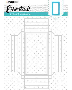 STENCILSL302 – SL Cutting & Embossing Die Big Frame Box Essentials, nr.302