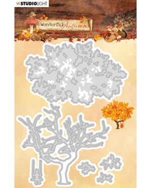 STENCILWA310 – SL Cutting & Embossing Die Wonderful Autumn, nr.310