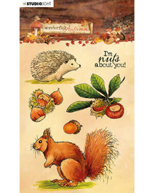 STAMPWA479 – SL Clear Stamp Wonderful Autumn, nr.479