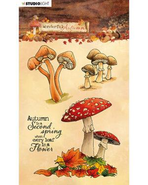 STAMPWA480 – SL Clear Stamp Wonderful Autumn, nr.480