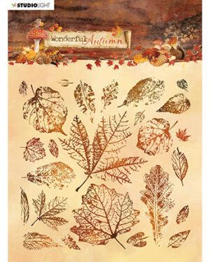 STAMPWA483 – SL Clear Stamp Wonderful Autumn, nr.483