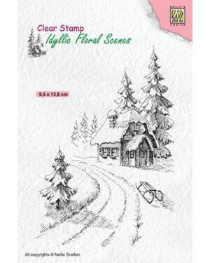 IFS023 – Wintery house