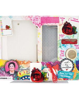 JOURNALBM07 – DIY Tag Journal, Art By Marlene 5.0 nr.07