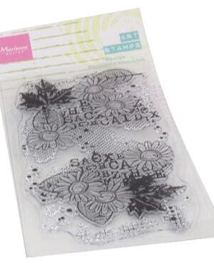MM1633 – Art stamps Chrysant