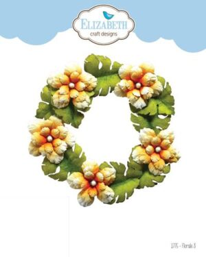 Elizabeth Craft Designs -The Paper Flower Collection – Florals 3