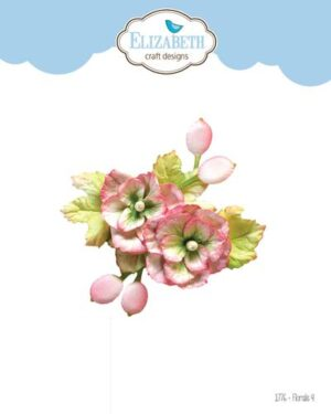 Elizabeth Craft Designs -The Paper Flower Collection – Florals 4