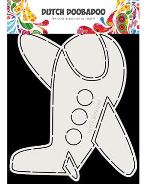 470.713.818 – DDBD Card Art Vliegtuig