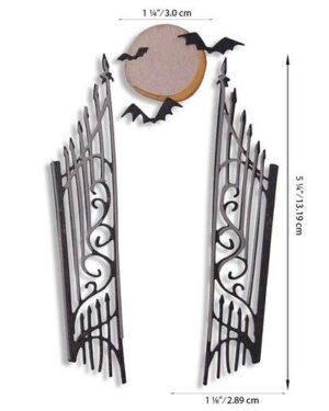 Sizzix Thinlits Die Set – Gate Keeper 9PK 664734 Tim Holtz