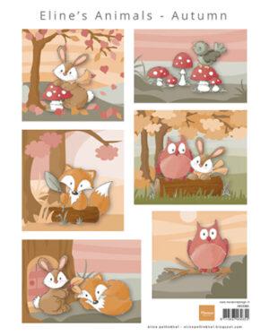 AK0080 – Eline's Animals Autumn