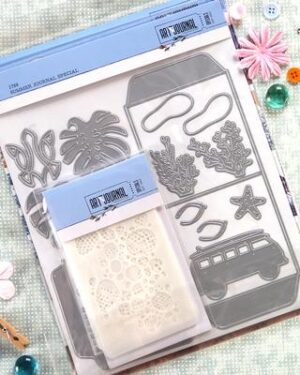 Elizabeth Craft Designs – Summer Journal Special K002