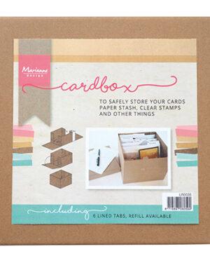 LR0035 – Cardbox