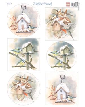 MB0188 – Mattie's Mooiste Birdhouses