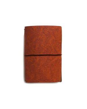 Elizabeth Craft Designs Art Journal Vintage Brown Traveler's Notebook TN01