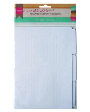 LR0036 – Cardbox Tabs