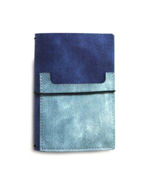 Elizabeth Craft Designs Art Journal Jeans Traveler's Notebook TN02