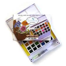 Elizabeth Craft Designs – Watercolor pan set WC01