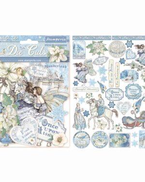 Stamperia Winter Tales Die Cuts (DFLDC17)
