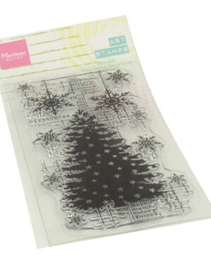 MM1634 – Art stamps – Christmas Tree