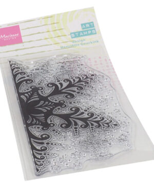 MM1636 – Art stamps – Ice Crystal