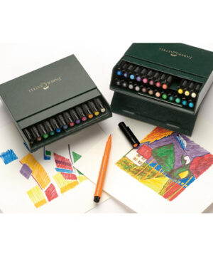 PITT artist pen Brush Studiobox 24 delig Studiobox 167147