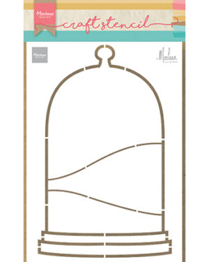 PS8074 – Bell Jar by Marleen