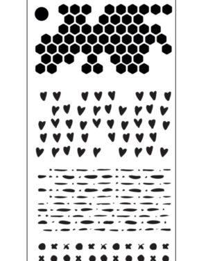 Elizabeth Craft Designs Make Your Mark S031