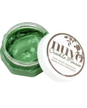 Nuvo Crackle Mousse – Chameleon Green 1395N