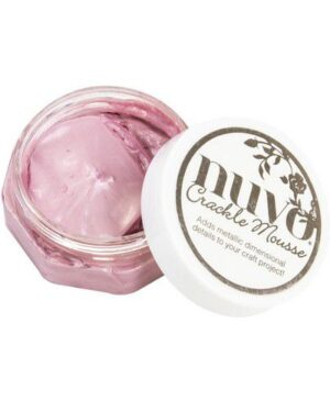 Nuvo Crackle Mousse – Pink Gin 1392N