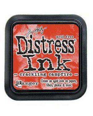 Ranger Distress Inks Pad – Crackling Campfire TIM72294 Tim Holtz