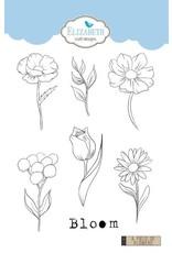 Elizabeth Craft Designs A Field of Flowers CS149