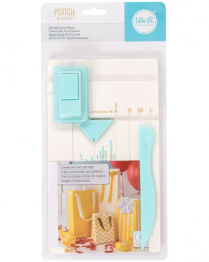 We R Memory Keepers • Gift Bag Punch Board