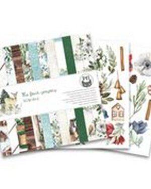 Piatek13 – Paper pad The Four Seasons – Winter, 6×6 P13-WIN-09