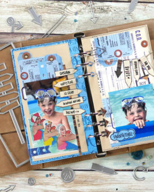 Planner Essentials 29 – Directions 1804
