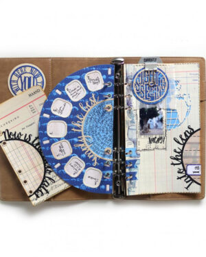 Planner Essentials 33 – Viewmaster Text Circles 1808