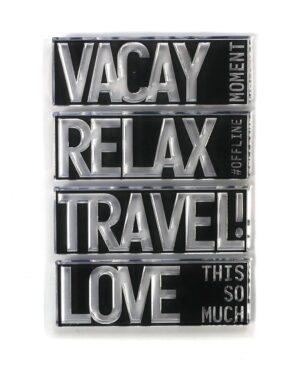 Block Words – Travel CS193