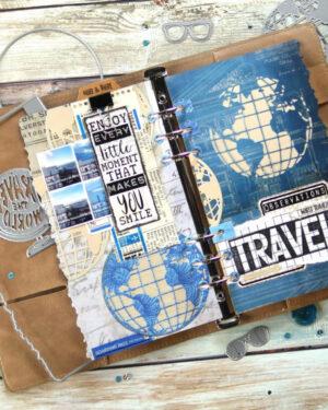 Planner Essentials 28 – Globe 1803