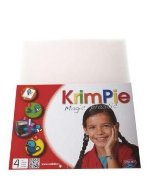 Collall Krimpie – Magic Plastic frosted 4 VL 1 PK COLKPFR4