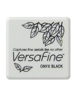 Versafine Inkpad-Onyx Black