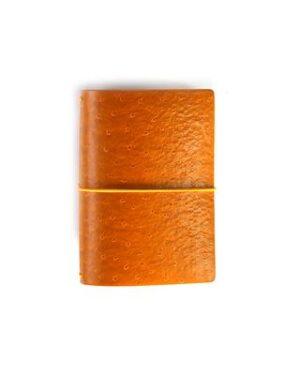 Elizabeth Craft Designs Art Journal Ocre Traveler's Notebook TN04