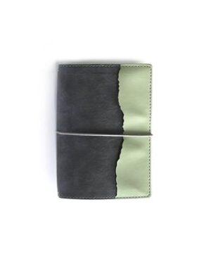 Elizabeth Craft Designs Art Journal Cool Gray Traveler's Notebook TN05