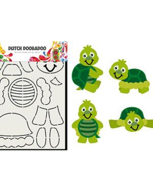 470.713.828 – DDBD Card Art Built up Schildpad