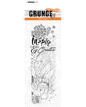 STAMPSL496 – Studio Light – Clear Stamp – Grunge Collection – nr.496