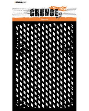 MASKSL52 – Studio Light – Mask – Grunge Collection – nr.52