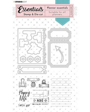 BASICSDC52 – Studio Light – Stamp & Die-cut – Essentials – nr.52