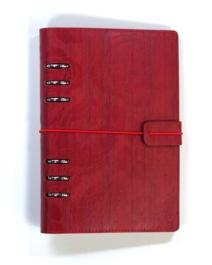 Elizabeth Craft Designs A5 Planner – Red Rose