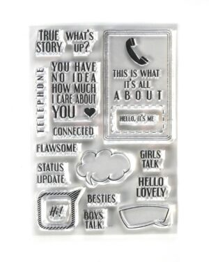 Phone Booth Special Stamps CS195