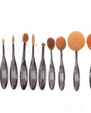 Vaessen Creative • Blending brush maat 1t/m10 10stuks