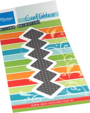 CR1532 – Cross stitch border plaid
