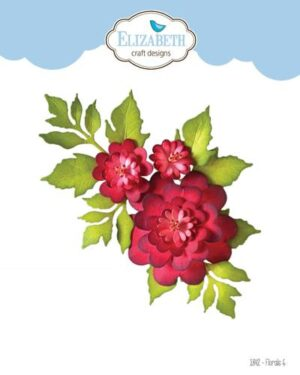 Elizabeth Craft Design – Florals 6 nr 1842